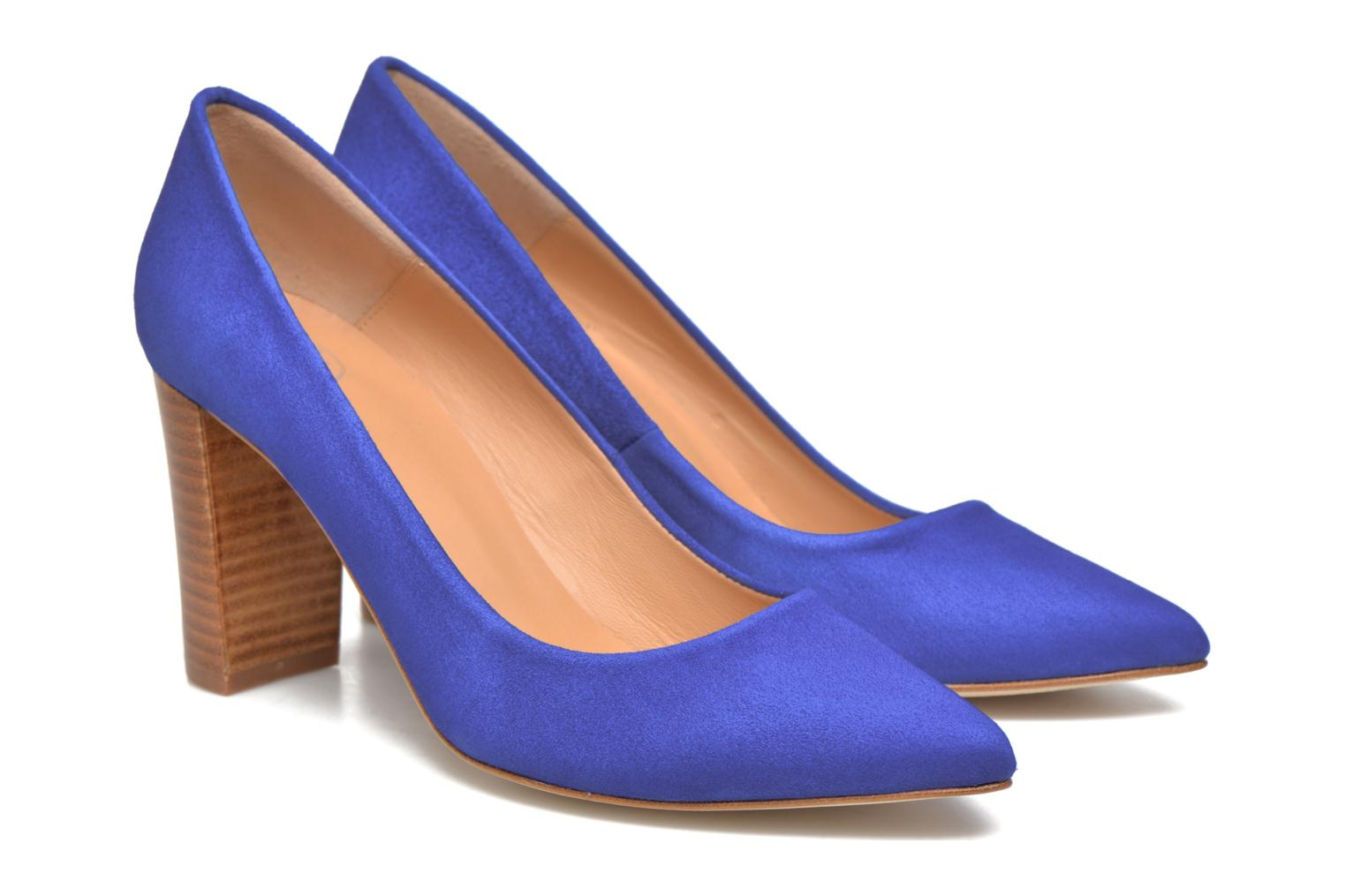 Pumps Made by SARENZA Donut hut #13 Blauw achterkant