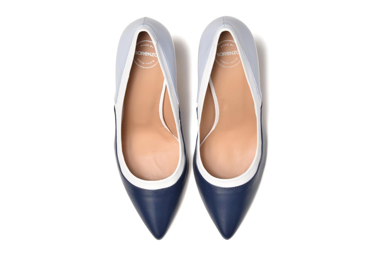 Pumps Made by SARENZA Snow Disco #1 Blå bild av skorna på