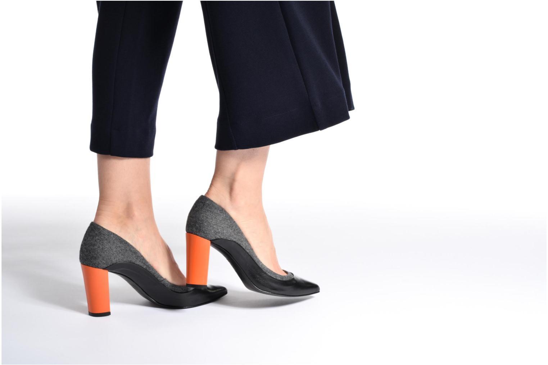 Høje hæle Made by SARENZA Crazy Seventy #3 Sort se forneden