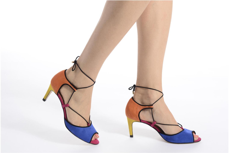 Sandalen Made by SARENZA Mexicoco #8 Multicolor onder