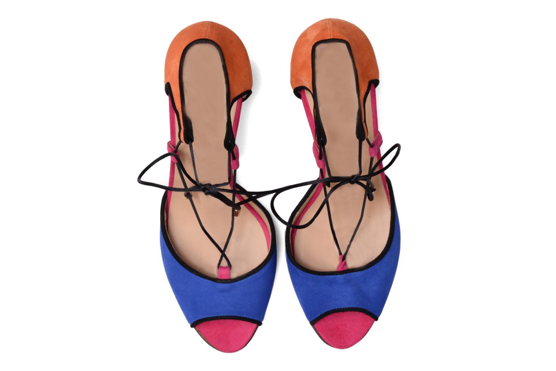 Sandalen Made by SARENZA Mexicoco #8 Multicolor model