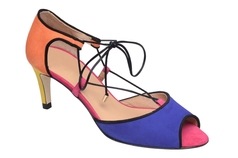Sandalen Made by SARENZA Mexicoco #8 Multicolor rechts