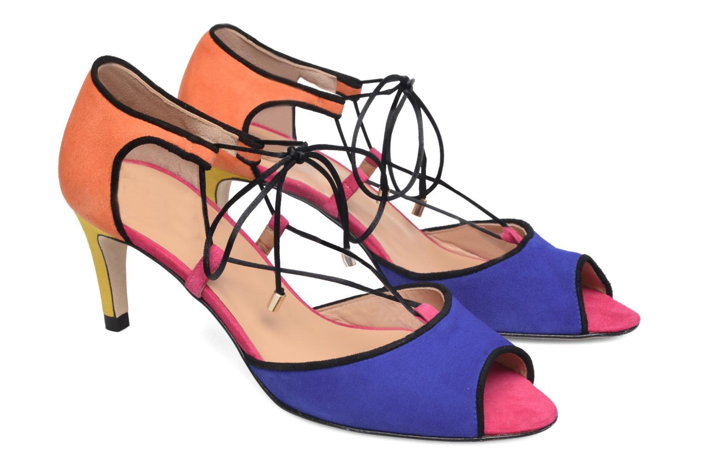 Sandalen Made by SARENZA Mexicoco #8 Multicolor achterkant