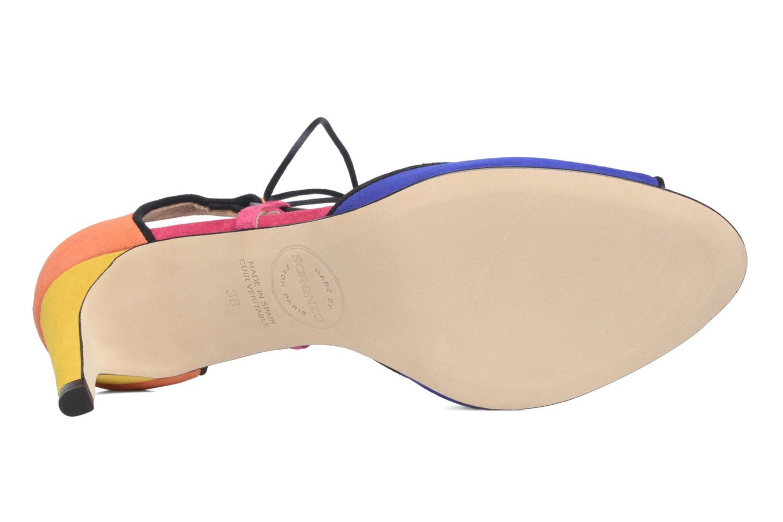 Sandalen Made by SARENZA Mexicoco #8 Multicolor boven