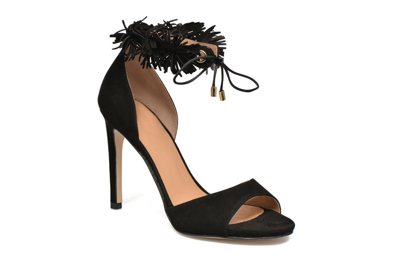 Sandales et nu-pieds Made by SARENZA Frida Banana #6 Noir vue droite