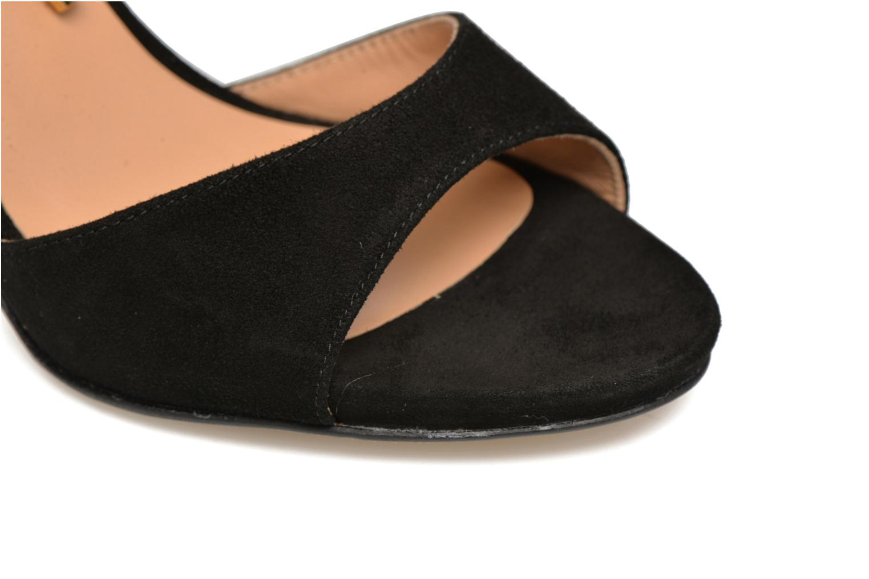 Sandales et nu-pieds Made by SARENZA Frida Banana #6 Noir vue gauche