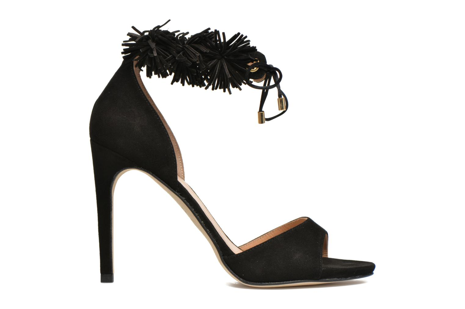 Marques Chaussure femme Made by SARENZA femme Frida Banana #6 Ante noir