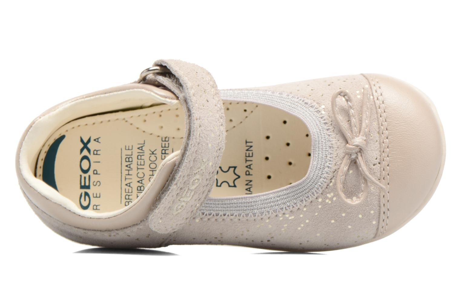 Ballet pumps Geox B Jodie B B7226B Beige view from the left