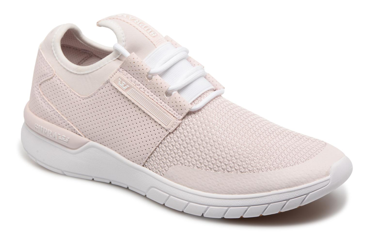 Supra Flow Run (Rose) - Baskets chez Sarenza (327602)