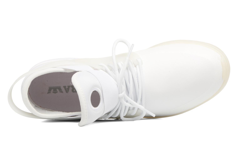 Zapatillas de deporte Supra Skytop V Blanco vista lateral izquierda
