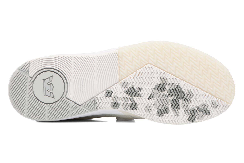 Zapatillas de deporte Supra Skytop V Blanco vista de arriba