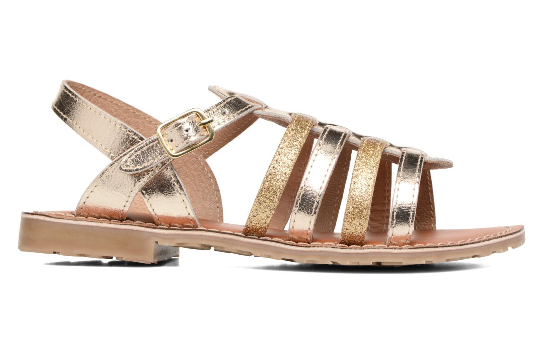 Mathilde Glitter Gold