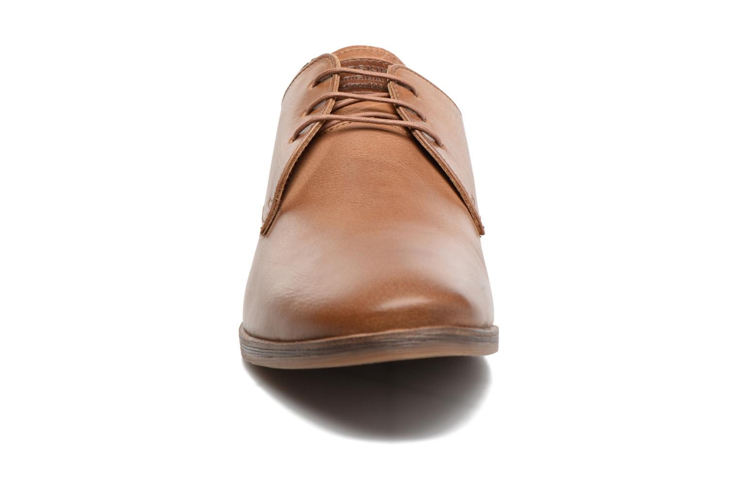 Lace-up shoes Redskins Lanior 2 Brown model view