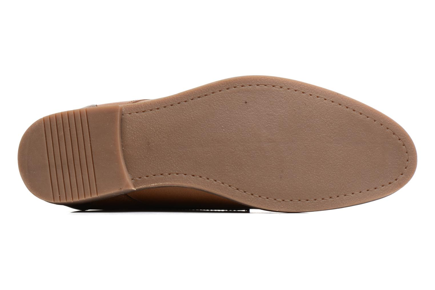 Lace-up shoes Redskins Lanior 2 Brown view from above