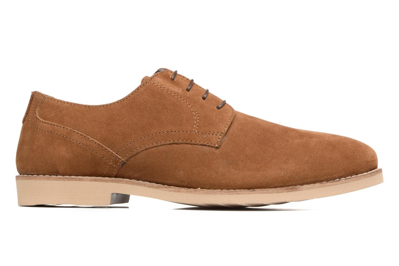 Chaussures à lacets Redskins Feodal Beige vue derrière