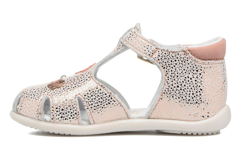 Sandaler Minibel Madison Pink se forfra