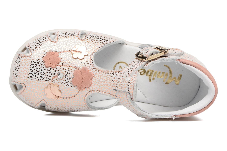 Sandaler Minibel Madison Pink se fra venstre