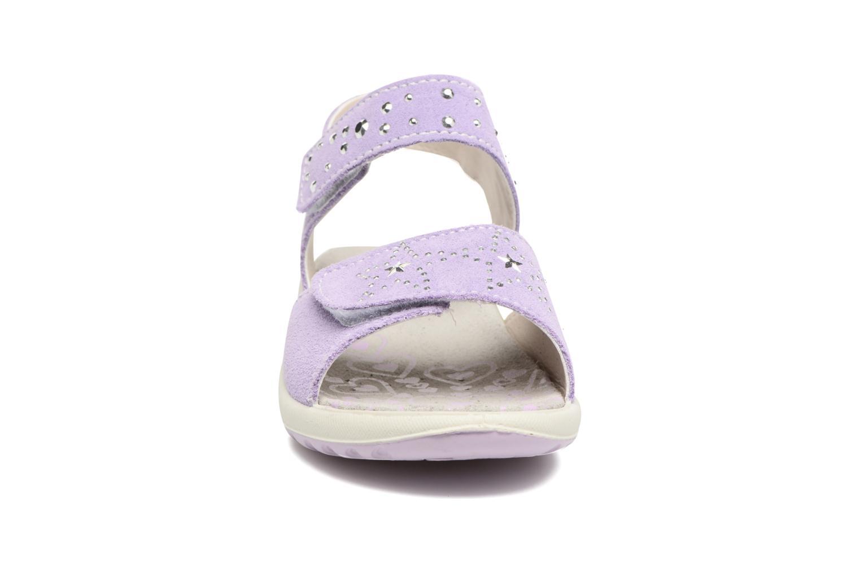 Sandales et nu-pieds Lurchi by Salamander Ferry Violet vue portées chaussures