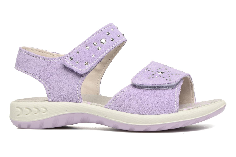 Sandales et nu-pieds Lurchi by Salamander Ferry Violet vue derrière
