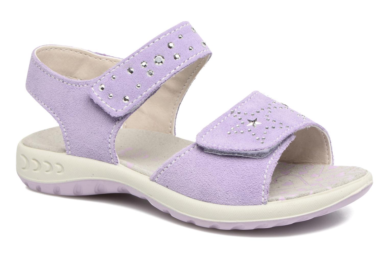 Sandales et nu-pieds Lurchi by Salamander Ferry Violet vue détail/paire