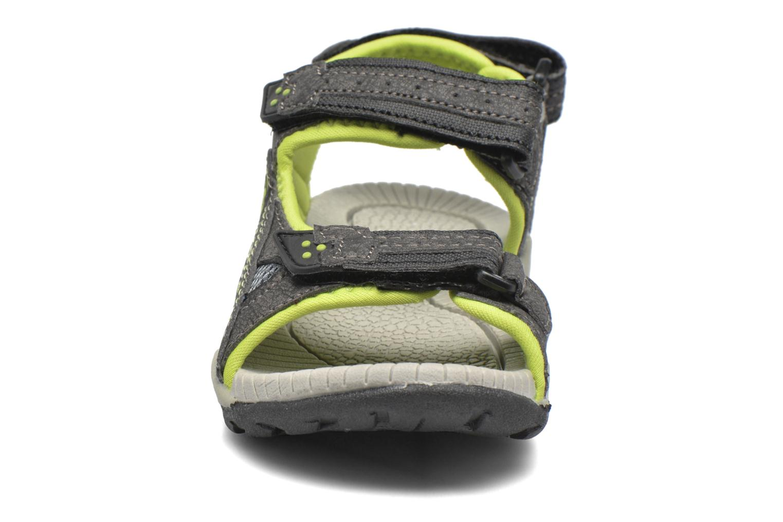Sandales et nu-pieds Kamik Lobster Noir vue portées chaussures