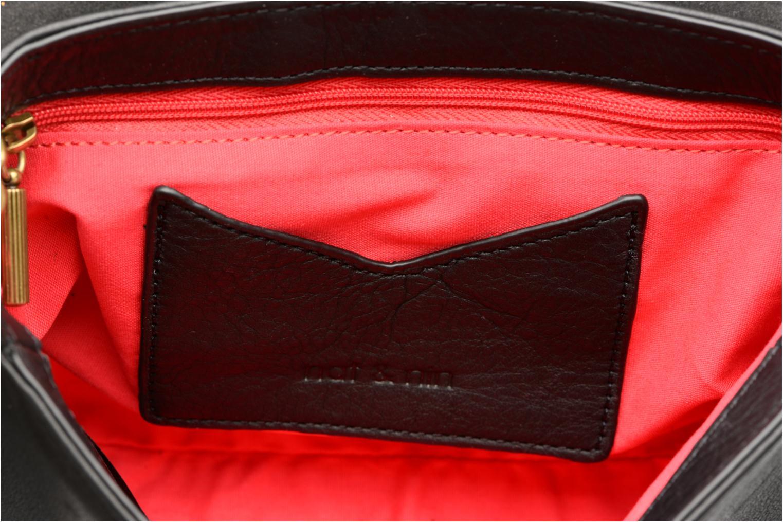 Sacs pochettes Nat & Nin Capri Noir vue derrière
