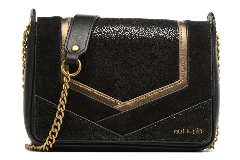 Sacs pochettes Nat & Nin Capri Noir vue détail/paire