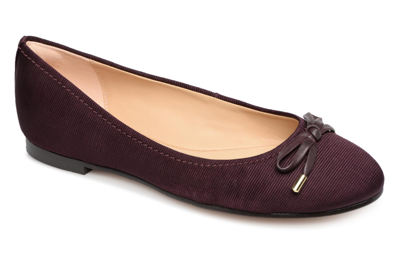 modelo más vendido de la marca Clarks Grace Lily (Violeta     ) - Bailarinas en Más cómodo