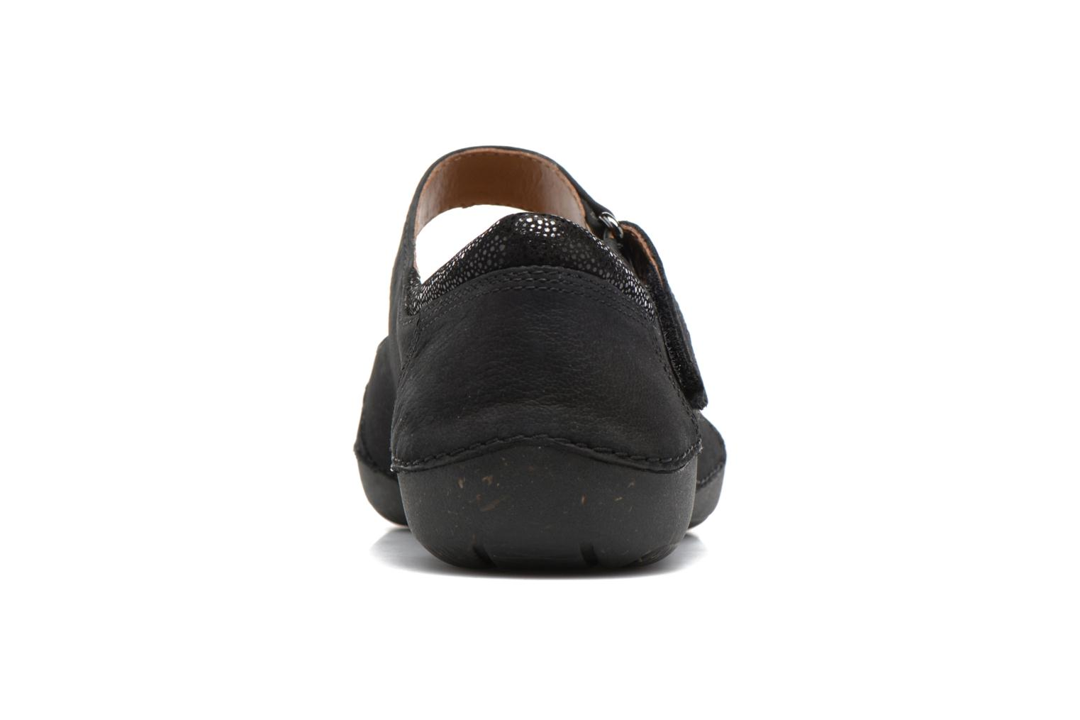 Autumn Stone Black Nubuck