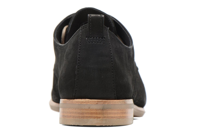 Chaussures à lacets Clarks Alania Posey Noir vue droite