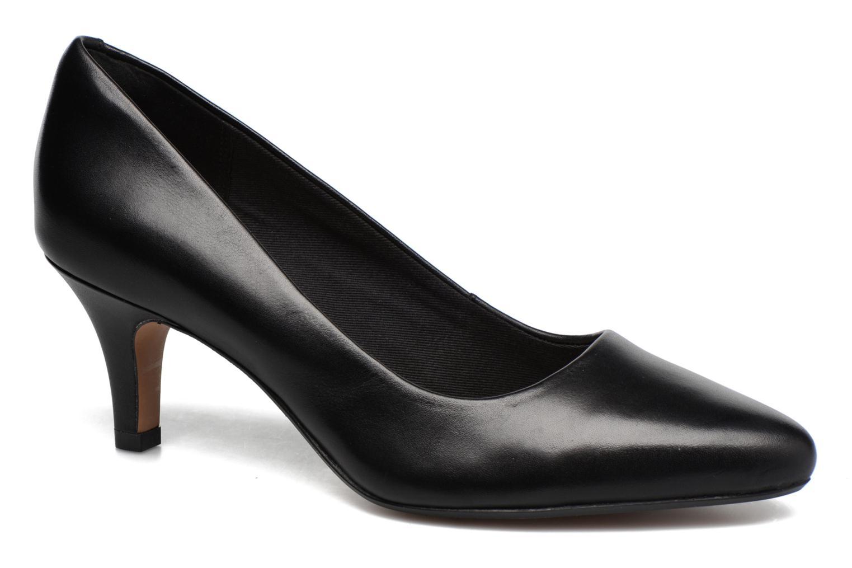 Isidora Faye Black leather