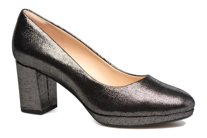 Marques Chaussure femme Clarks femme Kelda Hope Rust Patent