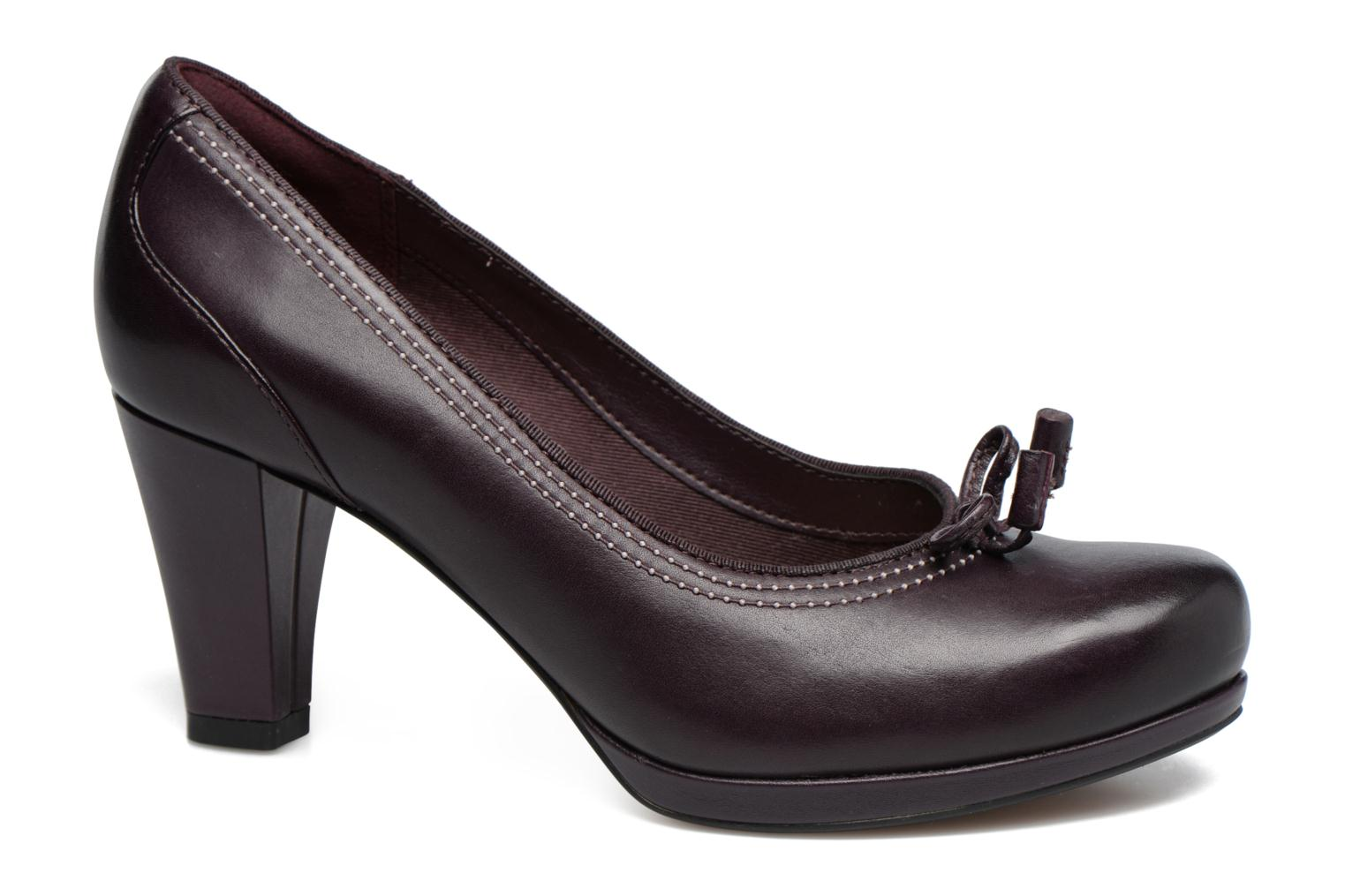 cheap sale for sale shipping discount authentic CLARKS Chorus Bombay Leather Heels very cheap online uoa8x8l