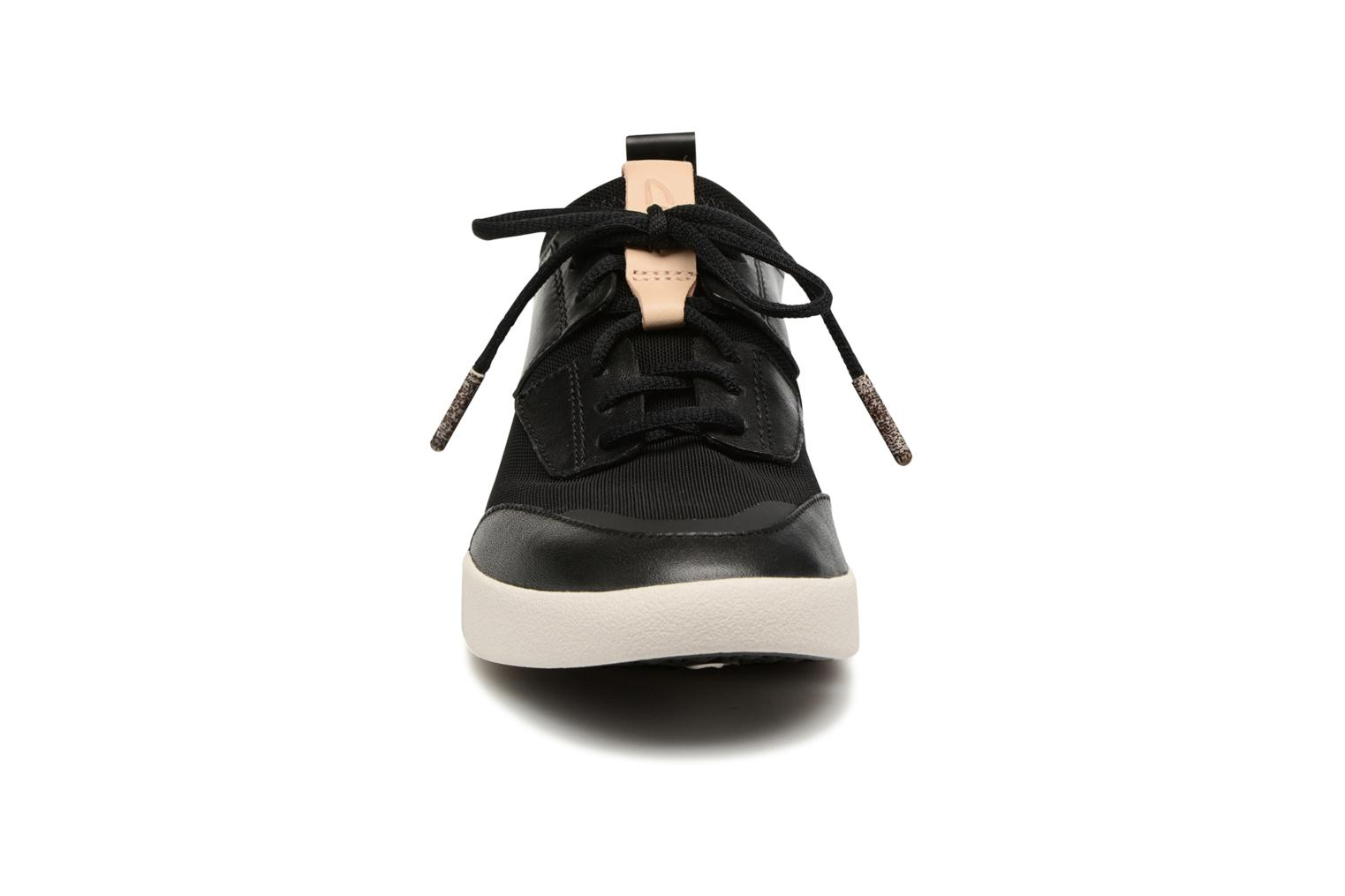 Trainers Clarks Tri Soul Black model view