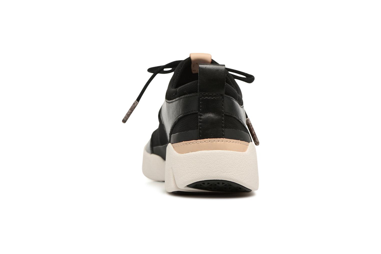 Sneakers Clarks Tri Soul Zwart rechts