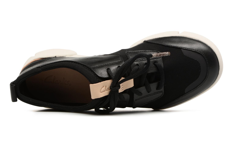 Sneakers Clarks Tri Soul Zwart links
