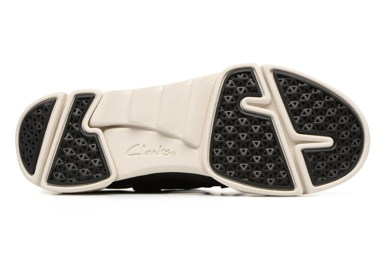Sneakers Clarks Tri Soul Zwart boven