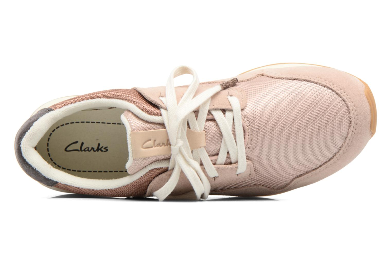 Nude Pink Combi Clarks Floura Mix (Rose)
