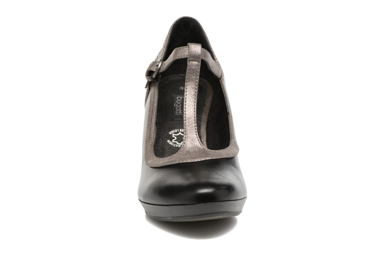 Escarpins Bugatti Isabella W6676-PR6N Noir vue portées chaussures