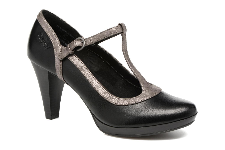 Bugatti Isabella W6676-PR6N - High heels Black Women