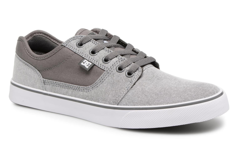 Marques Chaussure homme DC Shoes homme Tonik Tx Se M Grey/white