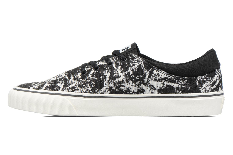 Sneakers DC Shoes Trase Tx Le M Zwart voorkant