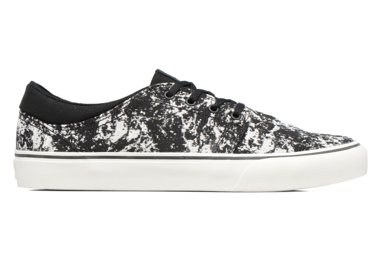Sneakers DC Shoes Trase Tx Le M Zwart achterkant