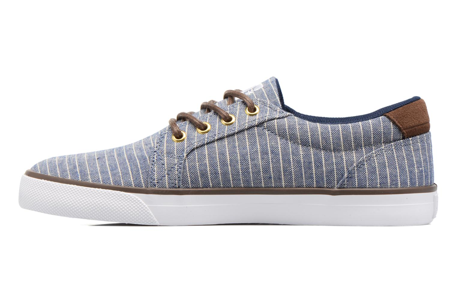 Baskets DC Shoes Council Tx Le M Bleu vue face