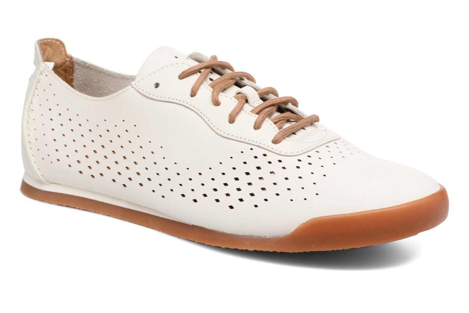 Siddal Run White leather