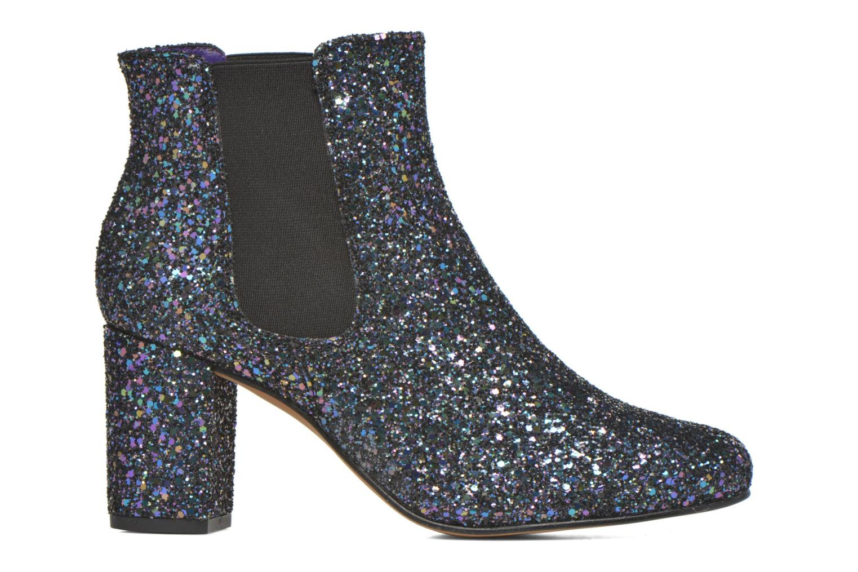 Bottines et boots Anaki Angèle Bleu vue derrière
