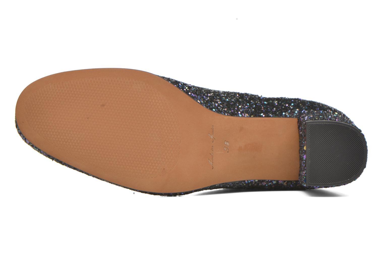 Bottines et boots Anaki Angèle Bleu vue haut