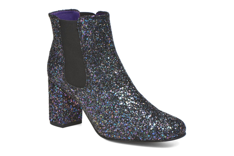 Bottines et boots Anaki Angèle Bleu vue détail/paire