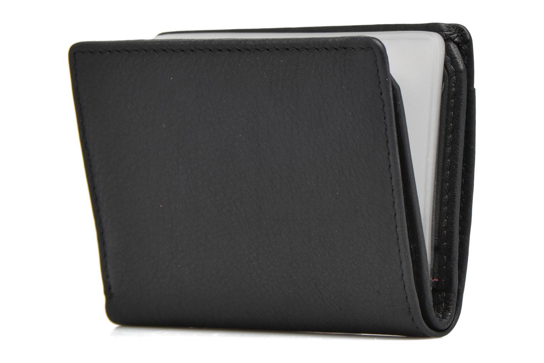 Kleine lederwaren Le Tanneur VALENTINE Porte-cartes anti-RFID Zwart rechts