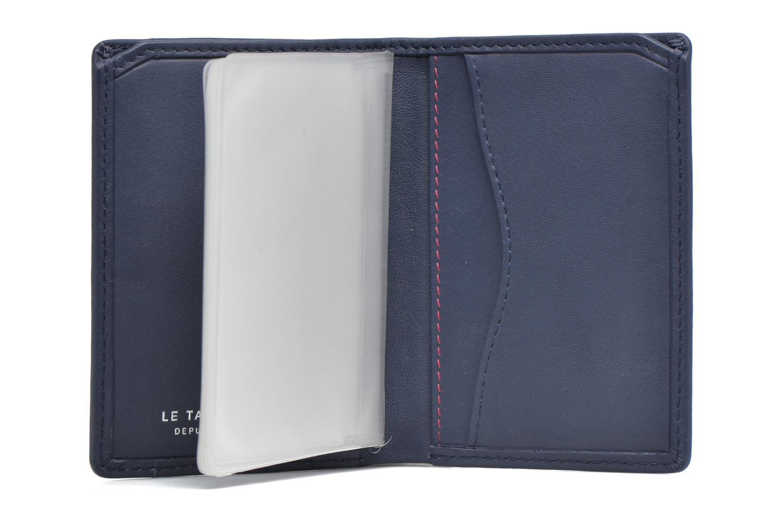VALENTINE Porte-cartes anti-RFID Bleu marine